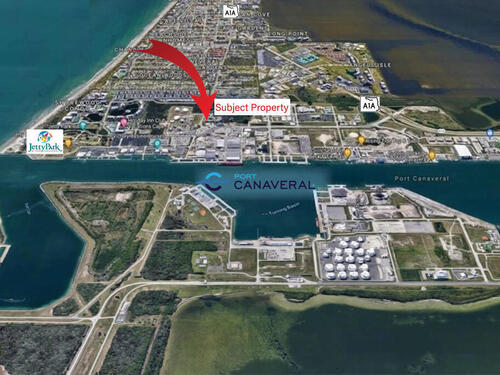 99 George J King Boulevard  Cape Canaveral, FL 32920