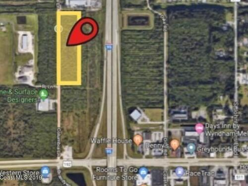 0 Columbia Lane  West Melbourne, FL 32904