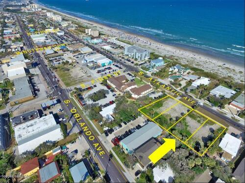 158 Atlantic Avenue  Cocoa Beach, FL 32931