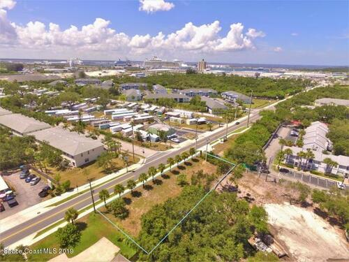 Tbd Atlantic Avenue  Cape Canaveral, FL 32920
