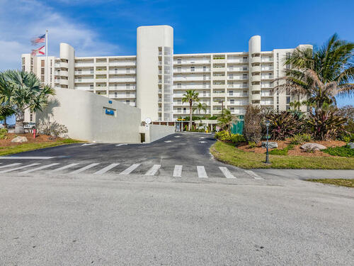 2225 Highway A1A  Unit #510 Satellite Beach, FL 32937