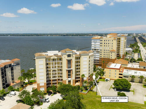 15 Indian River Drive Unit #304 Cocoa, FL 32922