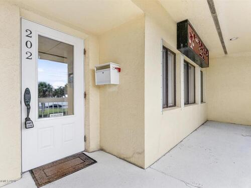 1790 Highway A1a  Unit #202 Indian Harbour Beach, FL 32937