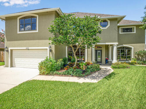 1401 Blueberry Drive  Titusville, FL 32780