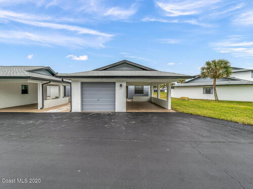 707 Palm Springs Circle  Indian Harbour Beach, FL 32937