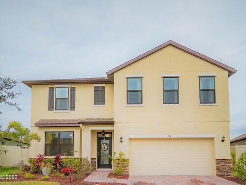 743 Musgrass Circle  West Melbourne, FL 32904