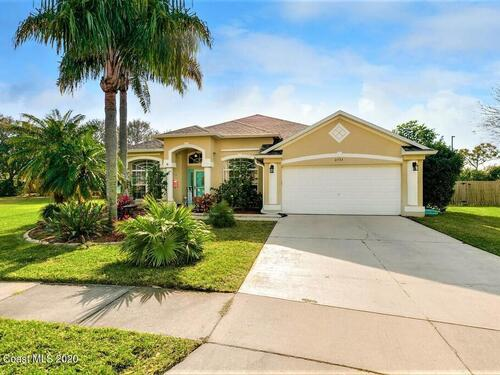 2733 Whistler Street  West Melbourne, FL 32904