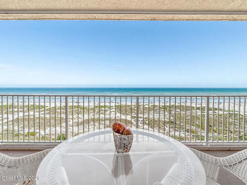 225 Atlantic Avenue Unit #502 Cocoa Beach, FL 32931