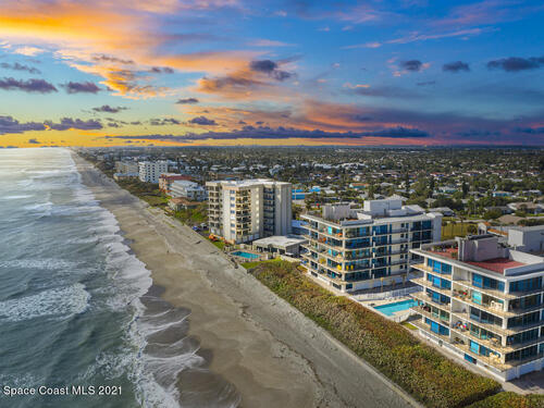 1323 Highway A1a Unit  Unit #401 Satellite Beach, FL 32937